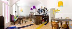 Nam Nam im 6. Restaurant Indian, Restaurant Bar, Portal, Next Door, Vienna, Modern, City, Table, Restaurants