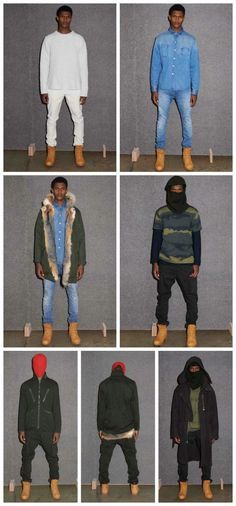 kanye west apc1 Mr. Kanye West and A.P.C. : Classic meets Hip Hop