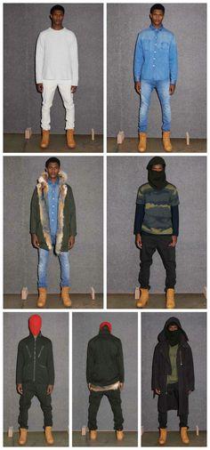 kanye west apc1 Mr. Kanye West and A.P.C. : Classic meets Hip Hop
