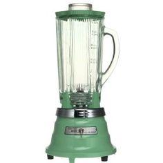 Will the Waring retro green blender match with the Pistachio KitchenAid Mixer? Retro Kitchen Appliances, Vintage Appliances, Specialty Appliances, Small Appliances, Retro Kitchens, Kitchen Utensils, Kitchen Gadgets, Mad Men, Palm Springs