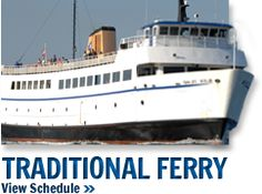 Traditional Ferry View Schedule