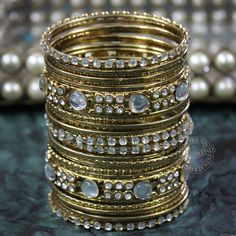 The Baasima Bangles by Indiatrend. Shop Now at WWW.INDIATRENDSHOP.COM
