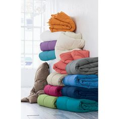 Dorm Decor: LaCrosse® Comforter and Sham
