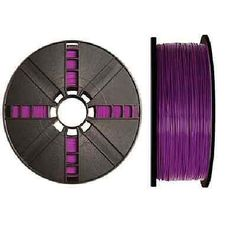 True #purple abs pla/ filament makerbot #replicator 2x/ z18 3d #printing material,  View more on the LINK: http://www.zeppy.io/product/gb/2/361433253953/