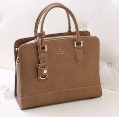 ハンドバッグ 【韓国発送】オフィスA4OK!シンプル大人高級感2wayバッグ 全8色