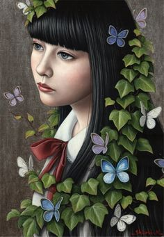 Shiori Matsumoto | Ivy