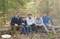 Fall family photo session   Wildflower Photography, Charlotte NC