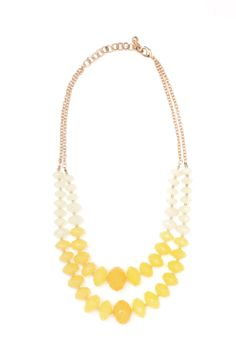 Dressing Your Truth - Type 1 Lemonade Necklace