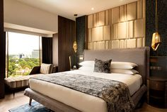 Hotel Renovation Shows the Tendencies of Contemporary Design - InteriorZine