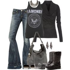 """I'm With the Band"" by partywithgatsby on Polyvore"