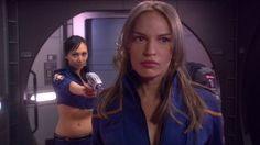 Linda Park Star Trek   Hoshi Sato - Linda Park - Star Trek - Enterprise - Jolene Blalock - T ...