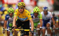 Wiggins Keeps Tour de France Lead as Tack Sabotage Causes Chaos on Stage 14