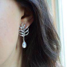 Aura Earrings - Azzure Jewelry