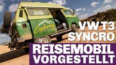 T3 Syncro Selbstausbau Camper / Offroad Wohnmobil / Bulli / DIY Wohnmobilausbau