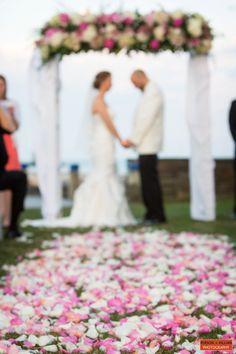 Boston Wedding Photography, Wychmere Beach Club Weddings, Rose Petal Wedding Inspiration, Pink and White Wedding Inspiration, Seaside Weddings, Newport Weddings, Boston Event Photography, Person + Killian Photography