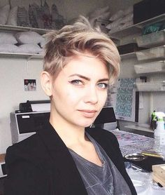 Unique-Hairstyle-for-Short-Hair.jpg 500×591 Pixel