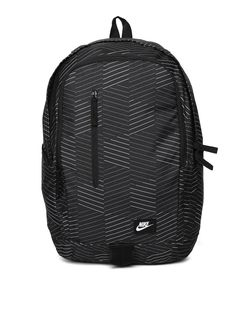 pretty nice 9bf91 f038a Buy Nike Nike Unisex Black  Grey NK ALL ACCESS SOLEDAY Backpack Online -  4777318 - Jabong