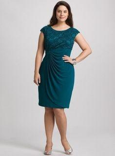 Good Quality Plus Size Empire Waist Dress | Women\'s Fashion ...