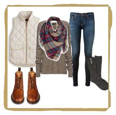 """""""Fall hayride"""" by m2415m on Polyvore featuring AG Adriano Goldschmied, maurices, J.Crew, ATM by Anthony Thomas Melillo, Venus and Loake"""