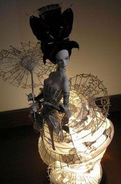 Fantasy | Whimsical | Strange | Mythical | Creative | Creatures | Dolls | Sculptures | ☥ | Обзор MOON