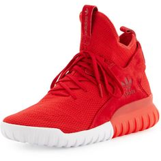 d062b3c27f3af8 Adidas Men s Tubular X Primeknit Trainer (216.995 COP) ❤ liked on Polyvore  featuring men s