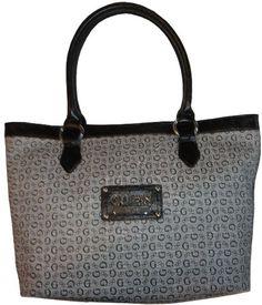 Women s Guess Purse Handbag Tote Proposal Black bc5540ccb0b2d