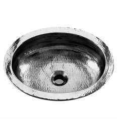 Buy Cartier Bresson Bathroom Copper Sink In Brushed Nickel Finish The Most  Hammered And Also 19 ...