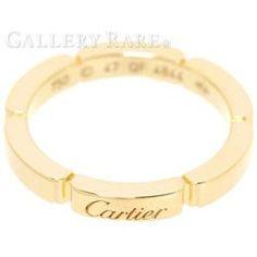 カルティエ リング マイヨン パンテール K18YGイエローゴールド リングサイズ47 B4079900 B4079947 Cartier 指輪 ジュエリー【安心保証】【中古】