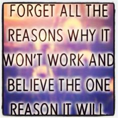 It WILL work! Trust and believe! #life #truth #wisdom #knowledge #inspiration #inspirational #inspire #faith #hope #love #dream #believe #ac...