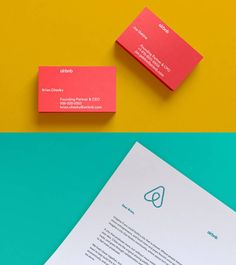 New Logo and Identity for Airbnb by DesignStudio. The mark doesn't work for me, but the story on it (and comments) is worth a visit.