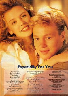 Download & for especially kylie jason you donovan minogue -