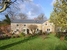An immaculately presented detached house in Crellow, Stithians.