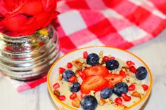 Delicious slow cooked porridge recipe from MyNutriCounter