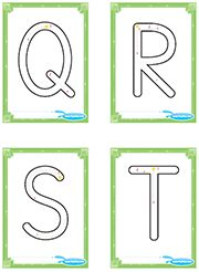 Ms Gs, Alphabet, Games, Uppercase Alphabet, Fun Learning, Letters, Writing