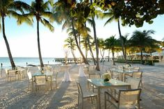 Ultimate Toes-in-the-Sand Dining Destinations: Casa Marina, A Waldorf Astoria Resort (Key West, FL)