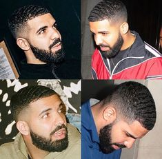 "Waves & Drake ↬ check my board ""black boys"" for more ⬇️ Types Of Fade Haircut, Haircuts Straight Hair, Black Men Haircuts, Black Men Hairstyles, Trendy Haircuts, Girl Haircuts, Men's Hairstyles, Short Haircuts, Braided Hairstyles"