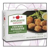 Applegate naturals Chicken Nuggets - The Best Low-Calorie, Low-Fat Microwave Meals | Hungry Girl