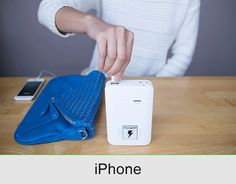 ChargeAll is the World's Smallest Battery Pack with a Standard Wall Outlet for Charging Your Gear