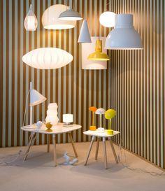 Salon Printemps by Pfister Decor, Inspiration, Lamp, Light, Lighting, Pfister, Home Decor, Room, Ceiling Lights