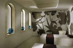 Le spa Guerlain Dubai au One & Only hôtel | blog voyage Hotel A Dubai, Summer Vine, Voyage Dubai, Sicis Mosaic, Virgin Holidays, One & Only, Luxury Beach Resorts, Spa Design, Home Spa