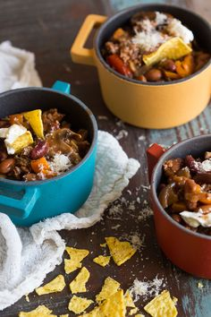 Maart Speciale chili con carne
