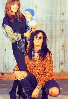 One of my favourite photos of Nikki Sixx from Motley Crue and his then wife Brandi Brandt...a popular couple back in the days when Motley Crue were at their peak.