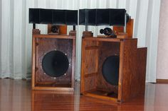 Audio Asylum - Audio Asylum Thread Printer - Get a view of an entire thread on one page Horn Speakers, Diy Speakers, Stereo Speakers, Tower Speakers, Top Audio, High End Audio, Audiophile Speakers, Hifi Audio, Floor Standing Speakers