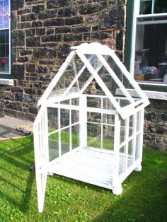 old window greenhouse - Google Search