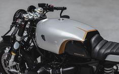 FALCON – BMW R NINE T - RocketGarage - Cafe Racer Magazine