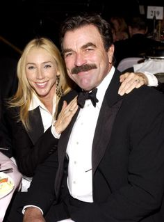 Tom and wife jilly mac tom selleck pinterest mac and for Tom selleck jacqueline ray wedding