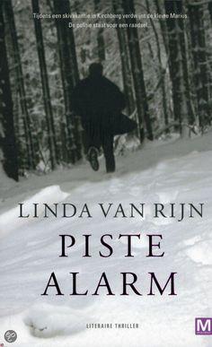 Piste alarm - Linda van Rijn  een leuk boek om te lezen