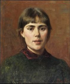 ELIN DANIELSON-GAMBOGI  Omakuva (Self-Portrait)