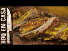 RECEITA DE COSTELINHA COM HONEY MUSTARD (RIBS) - YouTube