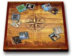 Table Designs - Nautical Restaurant Table Tops
